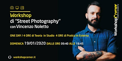 "Workshop Corner ""Street Photography"""