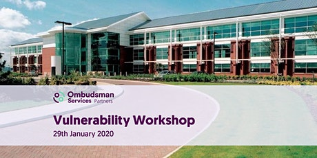 Vulnerability Workshop tickets
