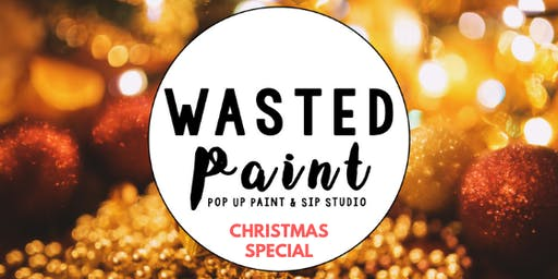 Wasted Paint Christmas Special!