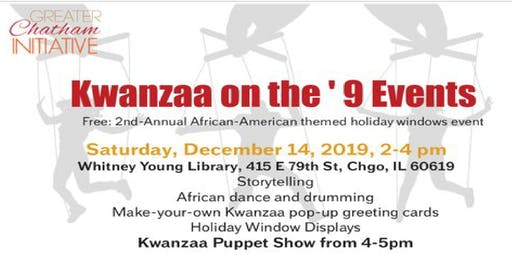 Kwanzaa on the '9 --African-American Holiday Event