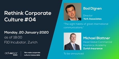 Rethink Corporate Culture #04 tickets