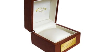 Rotary Engraving Event