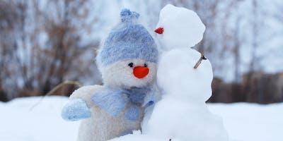 3D Printed Snowman
