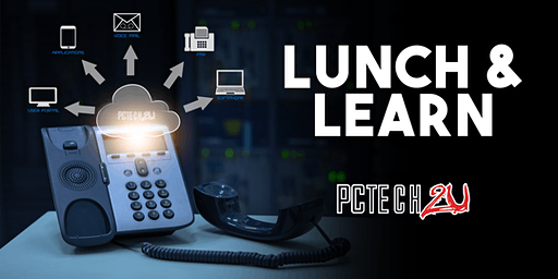 Lunch and Learn (FREE) Revolutionize your business phone system