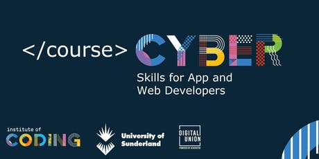 Cyber Skills for App and Web Developers tickets