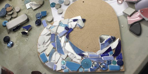 Mosaic Workshop, Meadowhall Sessions