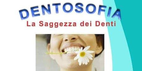 Dentosofia E La Saggezza Dei Denti biglietti