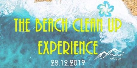 The Beach Clean Up Experience entradas