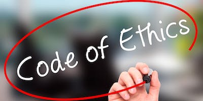 Code of Ethics - Professional Standards  Business Conduct  3 Hours CE - Dacula