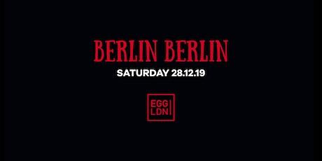 Berlin Berlin - Gegen Berlin Showcase - Martina S. Esther Duijn Mar/us tickets