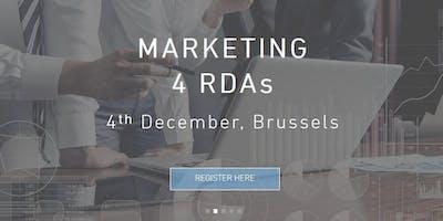 Marketing4RDAs - Regional Big Data