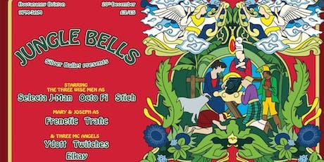 Sliver Bullet Group Presents Jungle Bells tickets