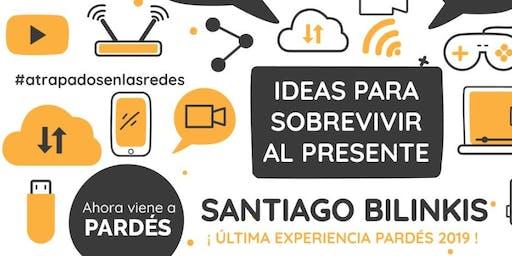 Experiencias  Santiago Bilinkis