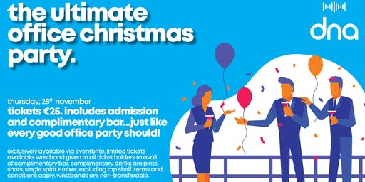 The Ultimate Office Christmas Party