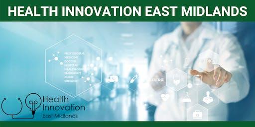 Health Innovation East Midlands Meet up