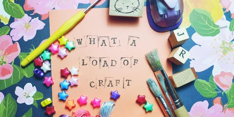 What A Load Of Craft Christmas Meetup tickets