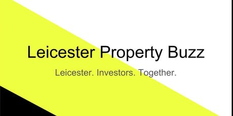 Leicester Property Buzz tickets