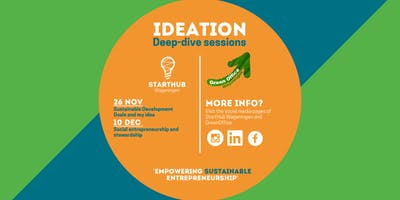 Ideation deep-dive session 10 December