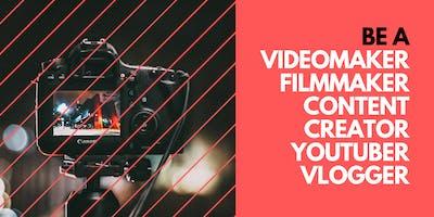 CORSO PER VIDEOMAKER, FILMMAKER, CONTENT CREATOR