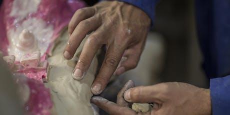 Ancient plaster: casting light on a forgotten sculptural material tickets