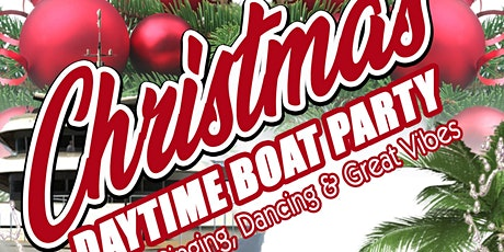 Christmas Boat Party tickets