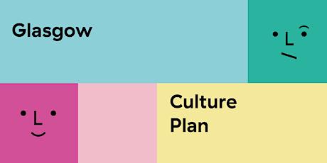 Glasgow Culture Plan Breakfast tickets