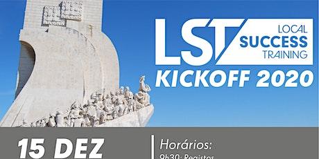 LST - LISBOA - DEZEMBRO tickets