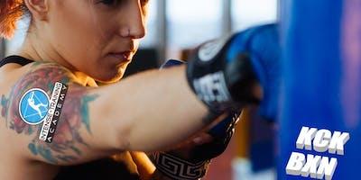 4 Wochen Anfängerkurs Kickboxen