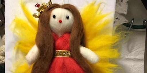 Christmas Felted Fairies Workshop