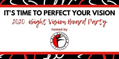 2020 iSight Vision Board Party
