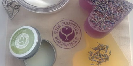 Introduction to soap and skincare making workshop tickets