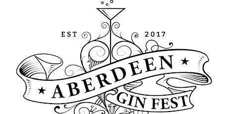 Aberdeen Gin Fest tickets