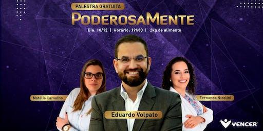 PoderosaMente - 10/12 - Palestra Gratuita