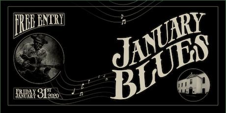 Alma de Cuba January Blues tickets