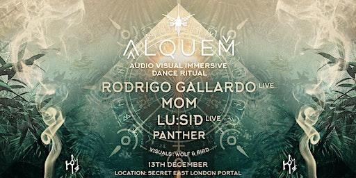 ALQUEM : Audio visual immersive dance ritual