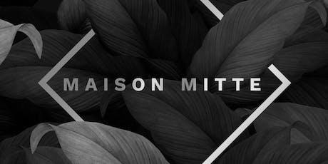 Maison Mitte | DAN LE BLONDE & FRIENDS tickets
