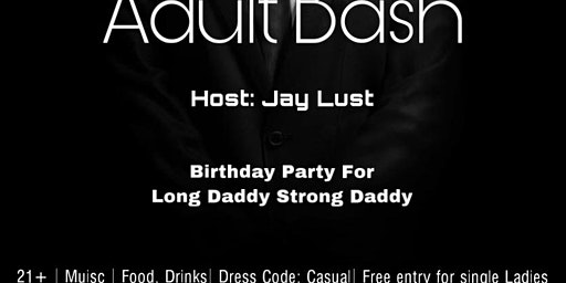 The Adult Bash
