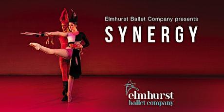 Elmhurst Ballet Company - Synergy Friday 7th February 2020  tickets