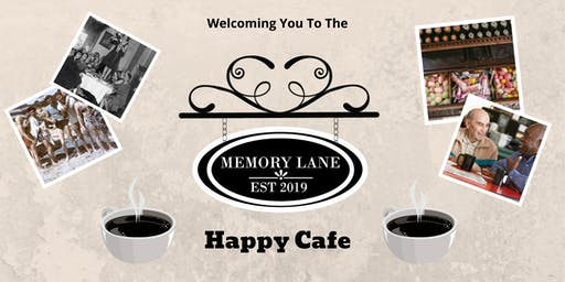 Memory Lane  Happy Cafe Launch Event