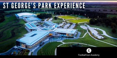St George's Park Experience - Football Icon Academy