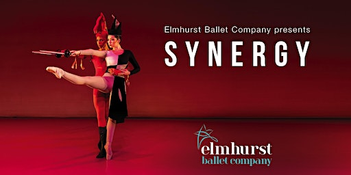 Elmhurst Ballet Company - Synergy Saturday 8th February 2020