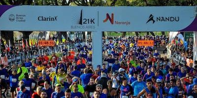 Meia Maratona de Buenos Aires 2020
