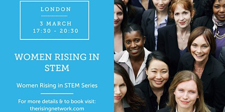 Women Rising in STEM – London tickets