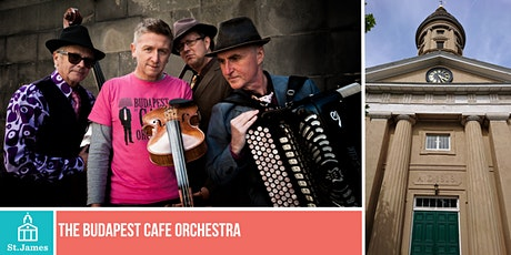 The Budapest Café Orchestra tickets