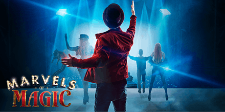 Marvels Of Magic: A Story Filled With Illusion Told Live On Stage tickets