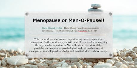 Menopause Through The Life-Cycle tickets