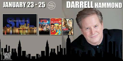 SNL star Comedian Darrell Hammond Live in Naples, Florida