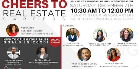 Cheers to Real Estate Careers! tickets