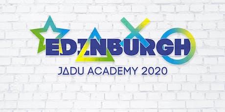Jadu Academy Edinburgh tickets
