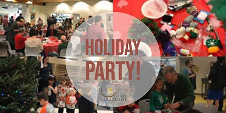 Holiday Party for All Ages tickets